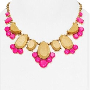 Kate Spade day tripper statement necklace
