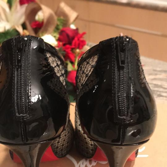 Christian Louboutin black Boots Image 4
