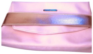 Juicy Couture Rose Pink Clutch