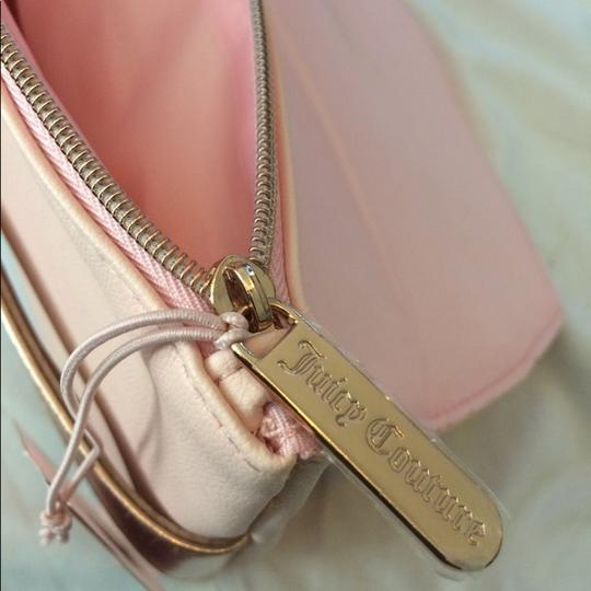 Juicy Couture Rose Pink Clutch Image 2