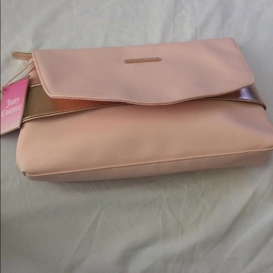 Juicy Couture Rose Pink Clutch Image 3
