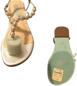 Betsey Johnson Blue Sandals