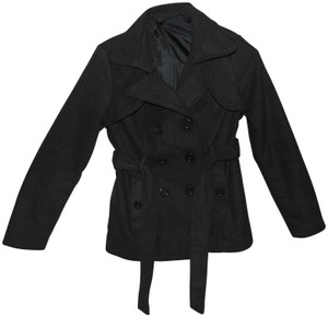 Ambiance Trench D&g Pea Coat