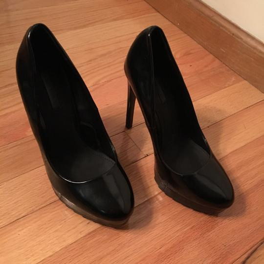 Zara Trafaluc Black Pumps Image 4