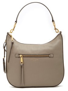 Marc Jacobs Recruit Leather Shoulder Purse Leather Recruit Hobo Bag