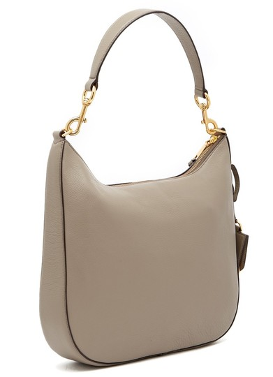 Marc Jacobs Recruit Leather Shoulder Purse Leather Recruit Hobo Bag Image 2
