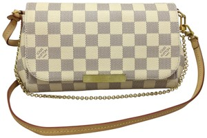 Louis Vuitton Lv Favorite Damier Cross Body Bag