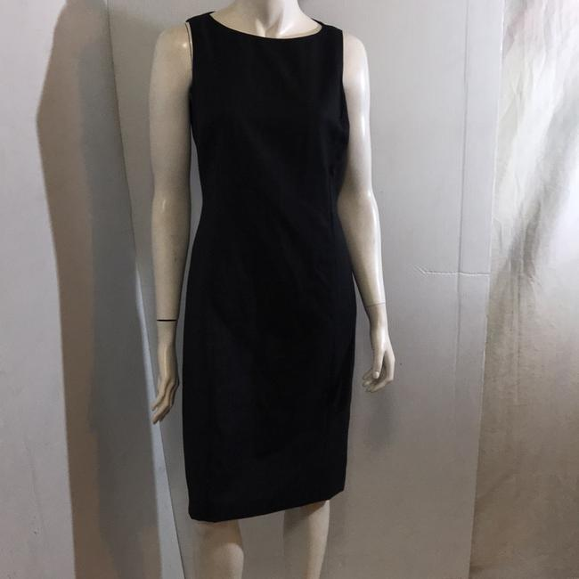 Liz Claiborne short dress charcoal gray on Tradesy Image 2