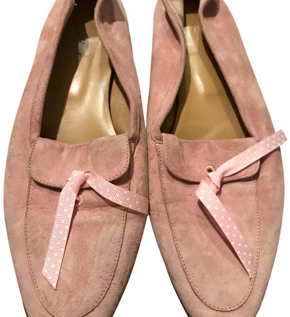 Item - Pink Suede Flats Size US 9 Regular (M, B)