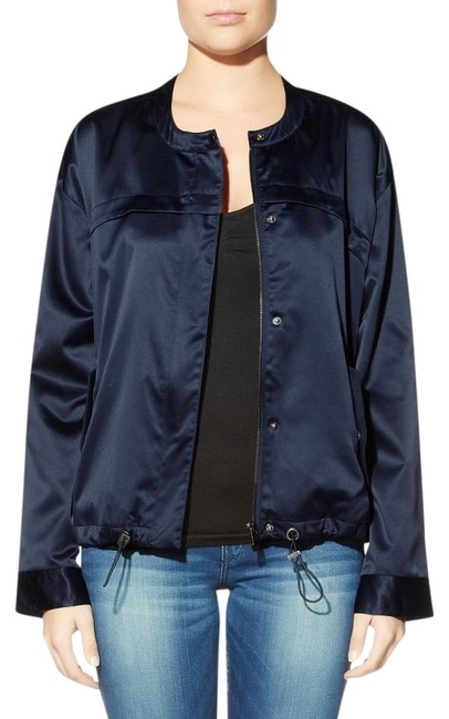 Preload https://img-static.tradesy.com/item/22672389/guess-navy-satin-sheen-bomber-medium-size-10-m-0-1-650-650.jpg