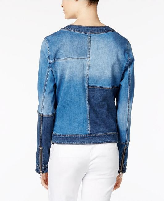 INC International Concepts Womens Jean Jacket Image 2