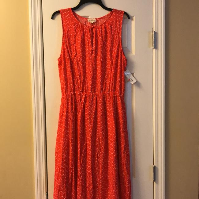 tomato red Maxi Dress by Maison Jules Image 1