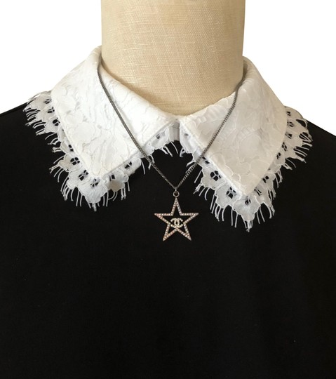 Preload https://img-static.tradesy.com/item/22672619/chanel-pink-crystal-star-with-cc-logo-metal-pendant-necklace-0-1-540-540.jpg