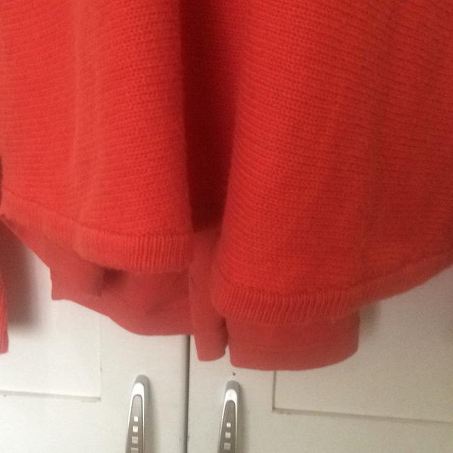 Anthropologie Knitted And Knotted Double V Oversized Sweater Image 6