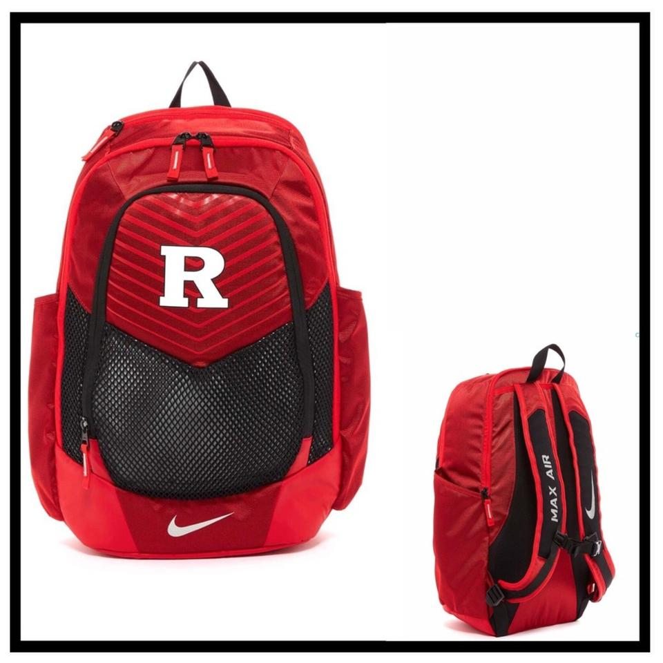 907edb3a2b Red And Black Nike Backpack - CEAGESP