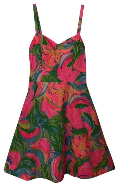 Preload https://img-static.tradesy.com/item/22672968/lilly-pulitzer-fir-and-flare-short-casual-dress-size-00-xxs-0-3-650-650.jpg