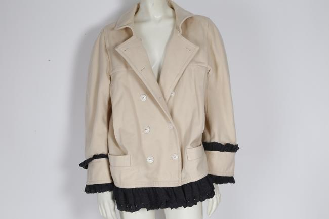 Marc by Marc Jacobs Casual Cream Jacket Image 1