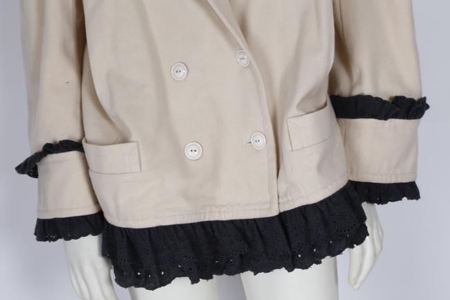 Marc by Marc Jacobs Casual Cream Jacket Image 2