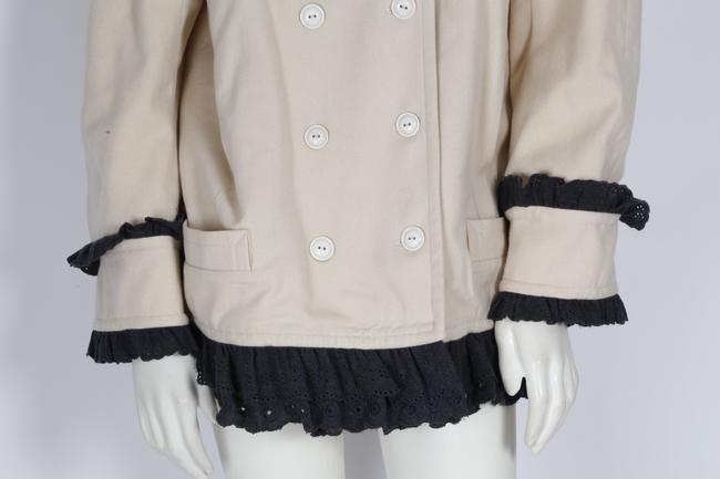 Marc by Marc Jacobs Casual Cream Jacket Image 3