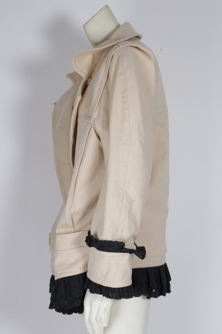 Marc by Marc Jacobs Casual Cream Jacket Image 4