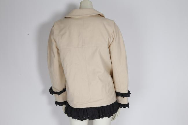 Marc by Marc Jacobs Casual Cream Jacket Image 5