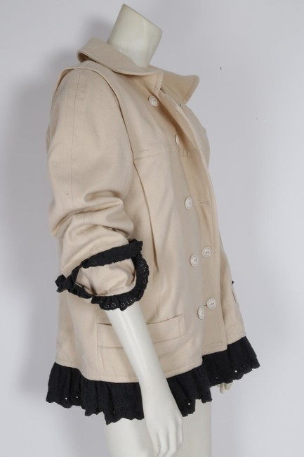 Marc by Marc Jacobs Casual Cream Jacket Image 6