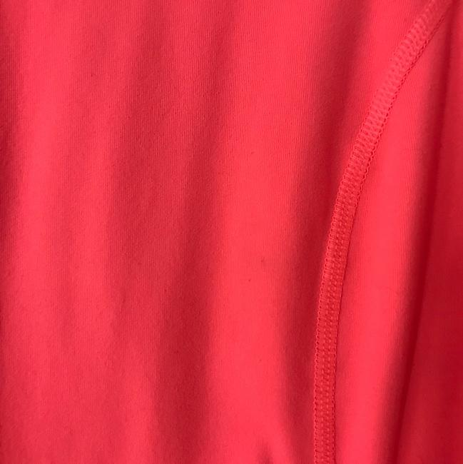 Under Armour hot pink zip-up Image 3