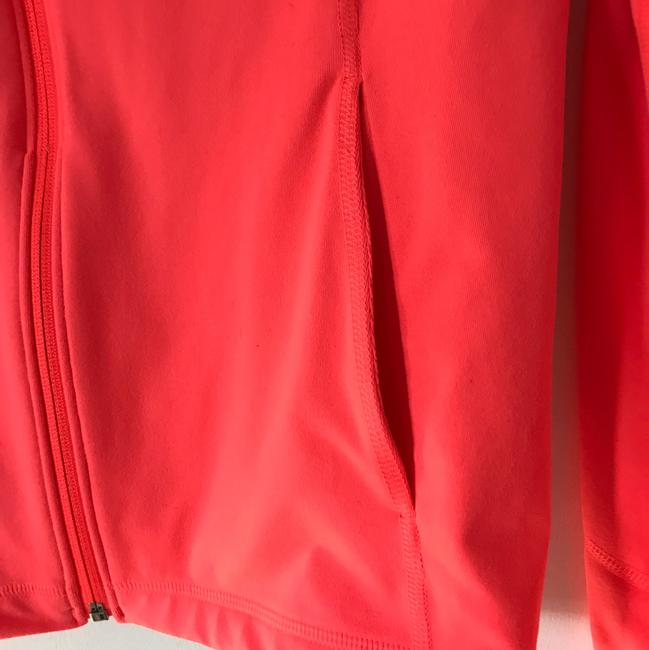 Under Armour hot pink zip-up Image 4