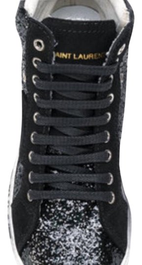 Preload https://img-static.tradesy.com/item/22673760/saint-laurent-glitter-sneakers-sold-out-everywhere-black-leather-and-black-glitter-athletic-22673760-0-1-540-540.jpg
