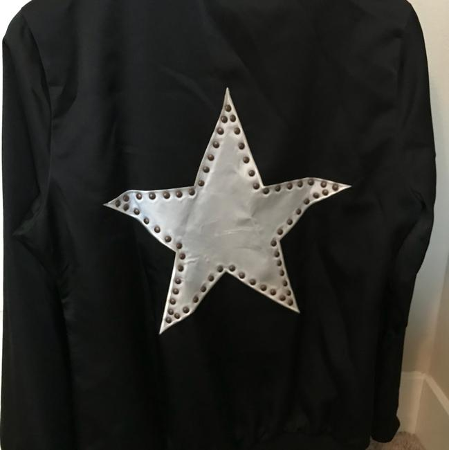 The Wendy Williams Collection Motorcycle Jacket Image 3