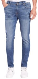 7 For All Mankind Luxe Performance Skinny Jeans