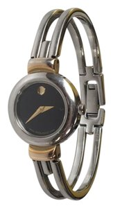 Movado MOVADO Two Tone Ladies Bangle Watch