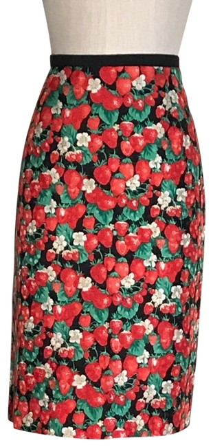 Preload https://img-static.tradesy.com/item/22674420/dolce-and-gabbana-red-strawberry-skirt-size-4-s-27-0-1-650-650.jpg