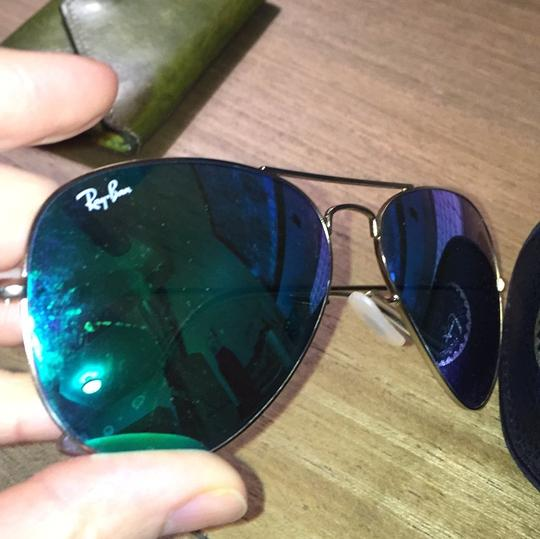 Ray-Ban Green mirrored lens Image 2