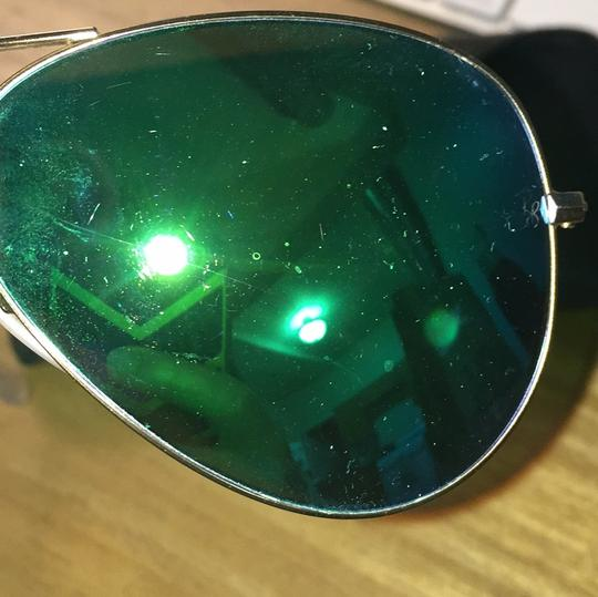 Ray-Ban Green mirrored lens Image 8