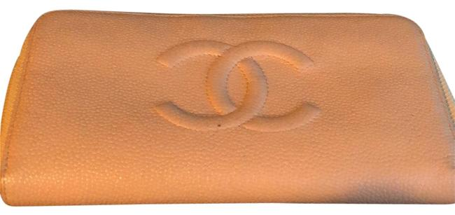 Chanel Blush Timeless Gusset Wallet Chanel Blush Timeless Gusset Wallet Image 1