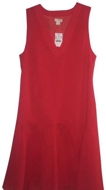 Preload https://img-static.tradesy.com/item/22674731/jcrew-red-short-cocktail-dress-size-00-xxs-0-1-650-650.jpg