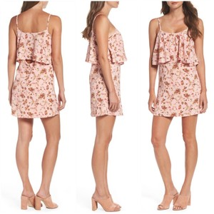 Mary & Mabel short dress Pink on Tradesy