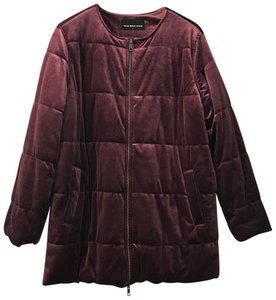 Who What Wear x Target Burgundy Jacket