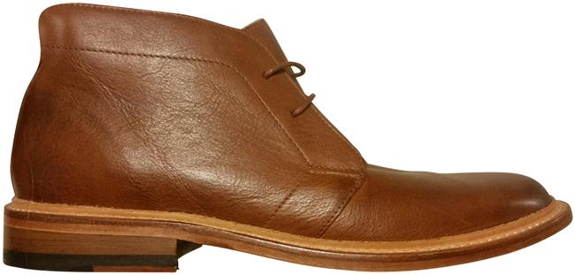 Bostonian Impression Tan Men's Casual Lace-ups Color Dress Up Boots Formal Shoes Size US 8.5 Regular (M, B) Bostonian Impression Tan Men's Casual Lace-ups Color Dress Up Boots Formal Shoes Size US 8.5 Regular (M, B) Image 1