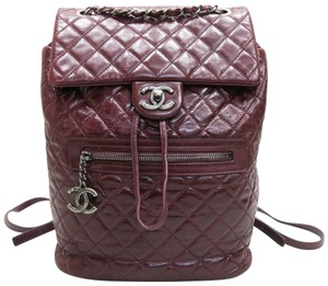 Chanel Micro-mini Paris-salzburg Mountain Backpack