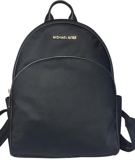 Preload https://img-static.tradesy.com/item/22675572/michael-kors-abbey-large-black-nylon-backpack-0-1-540-540.jpg