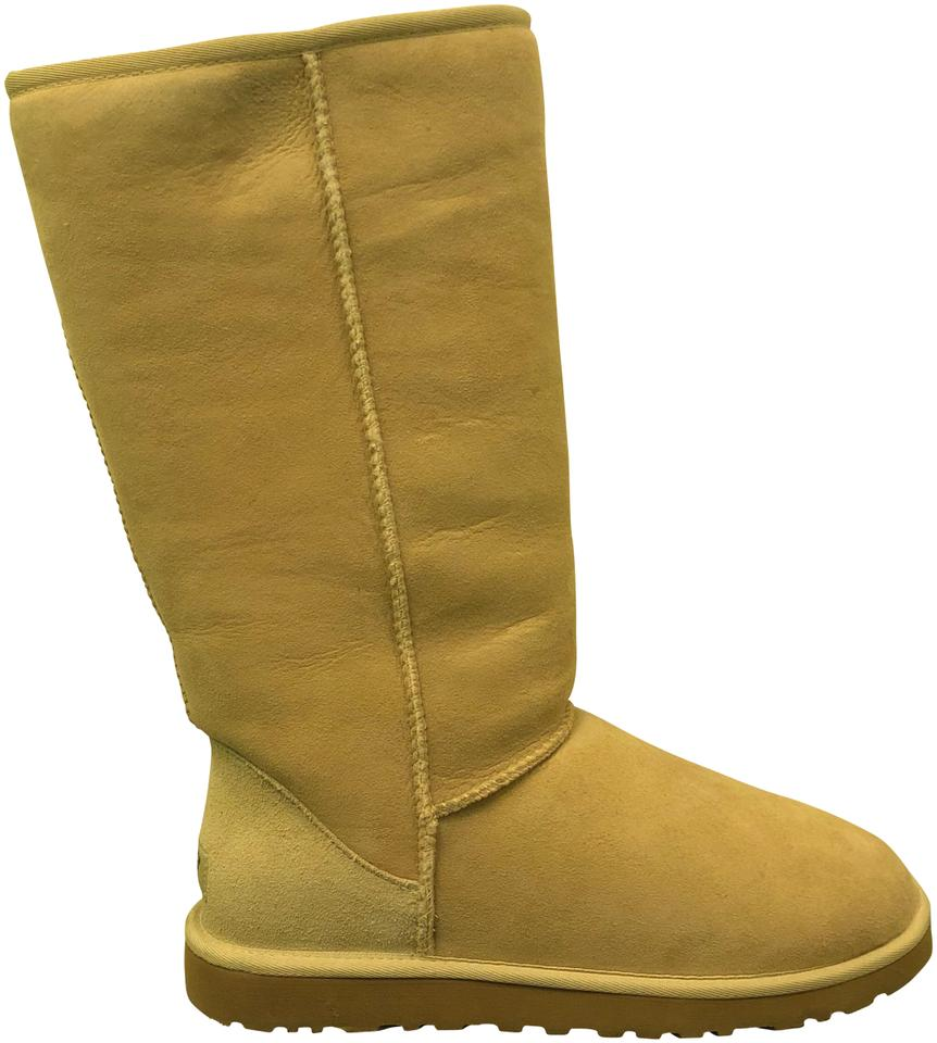 a72237928fa UGG Australia Sand Classic Tall Boots/Booties Size US 9 Regular (M, B) 51%  off retail