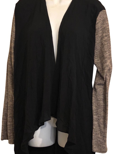 14th & Union XL Open Front Size Black Sweater 14th & Union XL Open Front Size Black Sweater Image 1