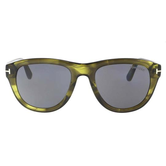 Tom Ford Tom Ford Green Round Sunglasses