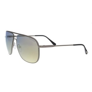 Tom Ford Tom Ford Pewter Aviator Sunglasses