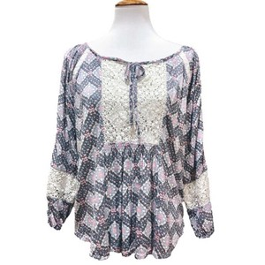 ca959c5b0a66fa Pink Anthropologie Blouses - Up to 70% off a Tradesy (Page 2)