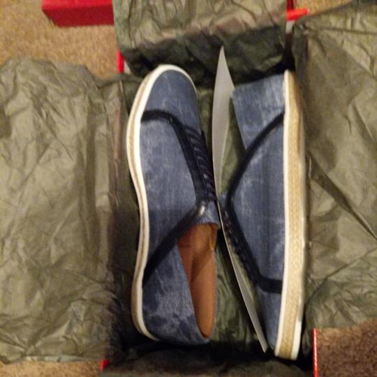 Aerosoles Blue denim combo Athletic