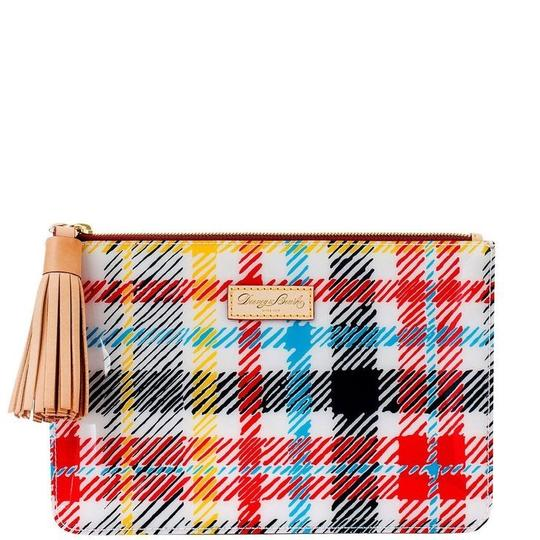 Preload https://img-static.tradesy.com/item/22676166/dooney-and-bourke-new-and-chatham-tassel-pouch-white-clutch-0-0-540-540.jpg