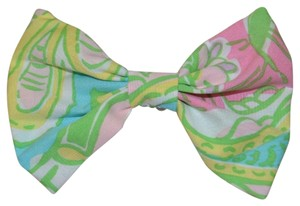 Lilly Pulitzer Lilly Pulitzer Hair Bow with Clip Brand New